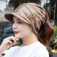 spring summer thin breathable multi purpose cap sun cap pullover cap baseball cap bonnet peaked cap panama hats for womens hats