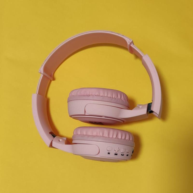 Original JBL E500BT Wireless Headphone Deep Bass Sound Sports Game Headset with Mic Noise Canceling Foldable Earphones enlarge