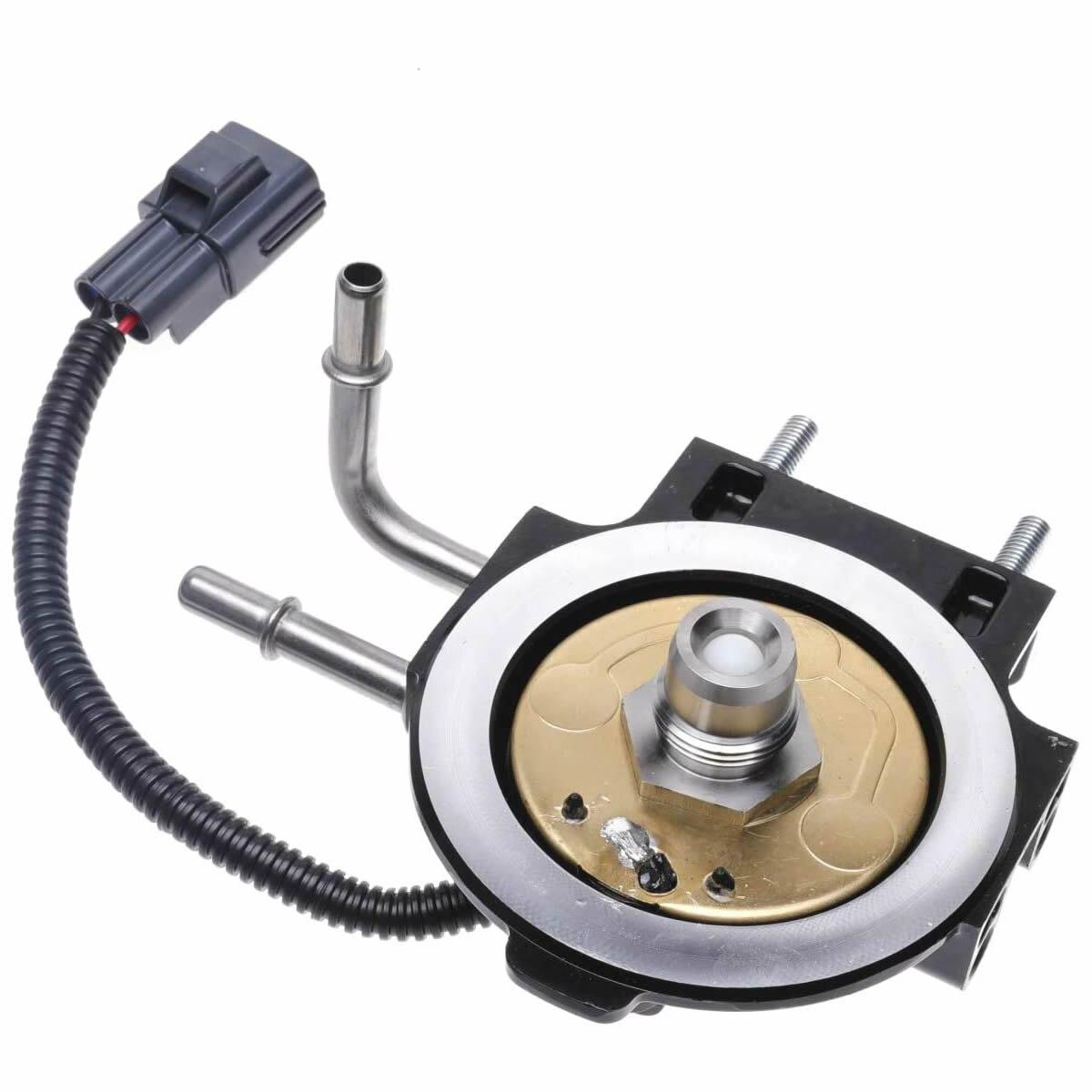 Cabeça de filtro de combustível ifjf com calefator para 68197867aa ram 2500 3500 4500 5500 6.7l 2013-2018 de alumínio do motor diesel
