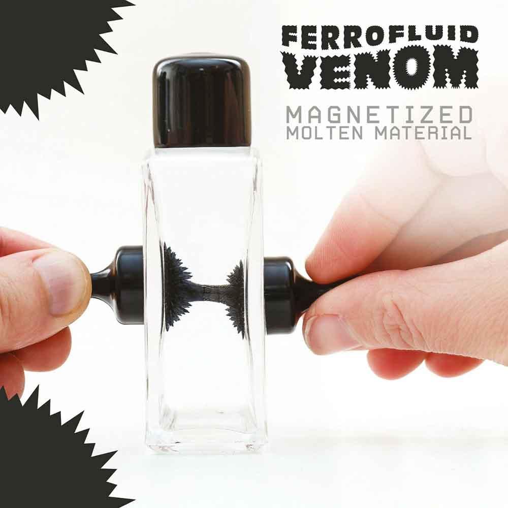 New Ferrofluid Venom Magnetised Molten Material Desktop And  Home Funuyc Accessory enlarge