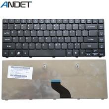 Новая клавиатура для ноутбука Acer of Aspire 4750 4740 4739 4739Z 4740G 4750G 4745 4745G 4745Z, английская клавиатура для США