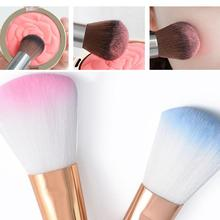1PC Fashion Female Blush Portable Travel Fixed Makeup Foundation Brush Makeup Brush Durable Eye Shad