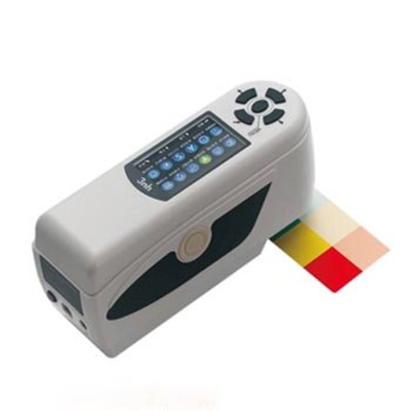 Ehunter-مقياس ألوان محمول احترافي 3NH-NH310 ، صيغة فرق اللون ، E * ab L * a * b * E * C * h * ECIE94