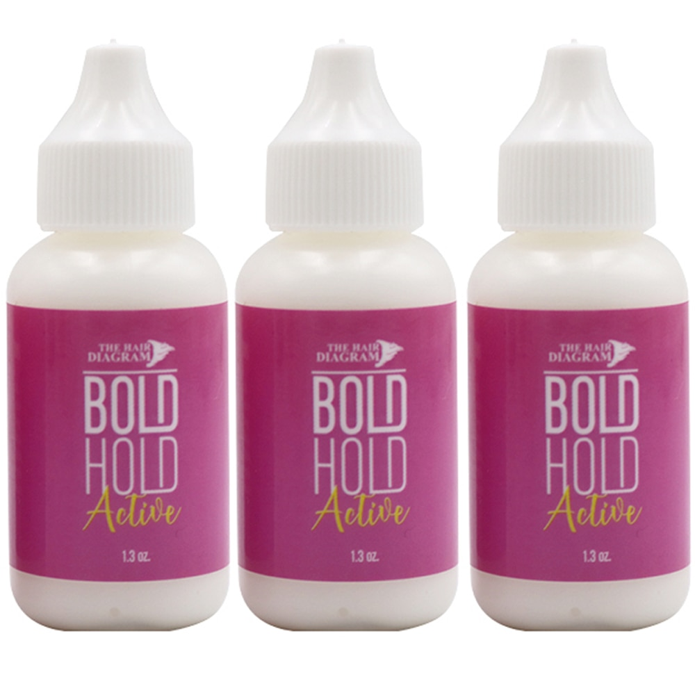 1.3oz(38ML) Bold Hold Cream Lace Wig Glue Waterproof Adhesive for Lace Wigs/Toupee/Hair Closure