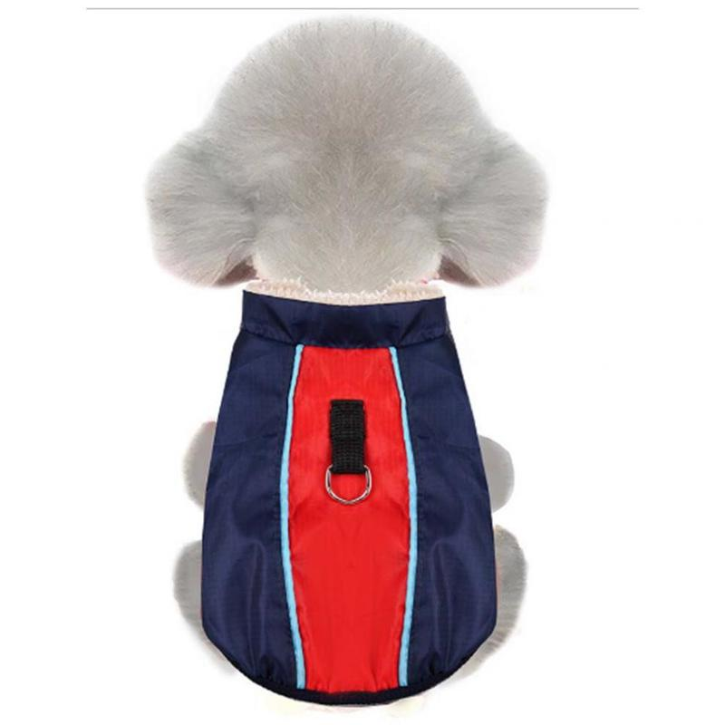 Ropa de invierno para cachorros, abrigo para perros pequeños, Chihuahua, chaleco con...