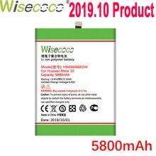 Wisecoco HB436486ECW 5800mAh bateria do huawei Mate 10 Lite Nova 2 Plus Nova 2I Honor 9i G10 BAC-AL00 7X Mate 10 Pro telefon komórkowy
