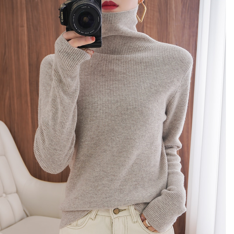 aelorxin 2017 women sweaters and pullovers thick autumn winter casual full sleeve o neck fashion women sweater girls sweaters Autumn Winter  Cashmere Sweater Women  turtleneck Pullovers Casual  Cashmere Sweaters Women  Long Sleeve  Sweater Girls