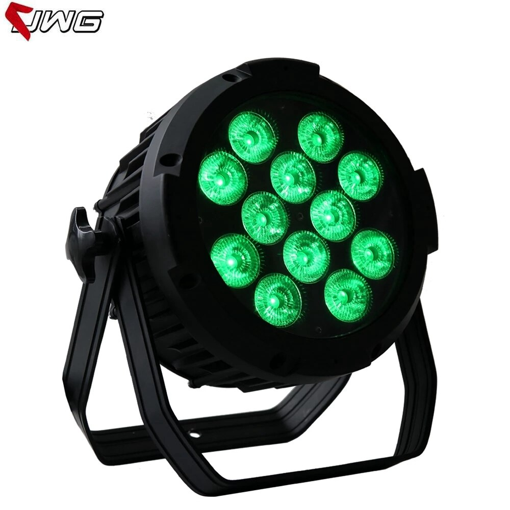 شحن مجاني 12x18 واط 6 في 1 Led الاسمية يمكن Rgbwa Uv ضوء علبة بار Led DJ معدات تحكم المراقص KTV موسيقى خفيفة