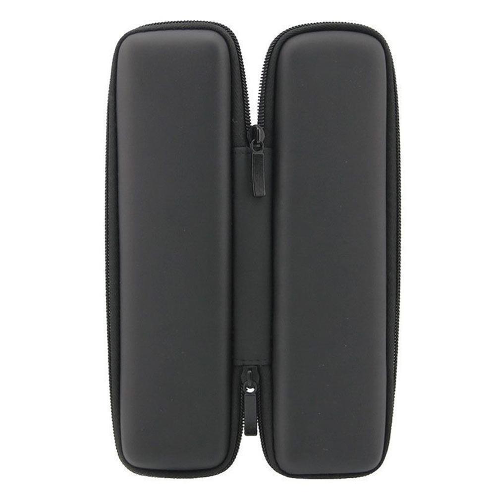 Black EVA Hard Shell Stylus Pen Pencil Case Holder For Pen Bag Storage Box Pen Container Carrying Ballpoint Protective Styl K0H5