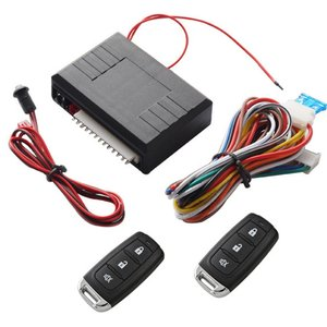 Universal Auto Car Power Door Lock Actuator Motor Car Remote Control Central Kit Locking Keyless Entry System Auto parts 12v