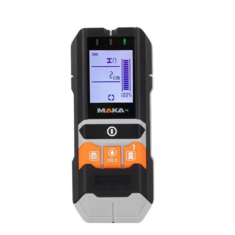 MAKA-Detector de perno magnético 4 en 1 para pared, MKL-D01, escáner, Detector...