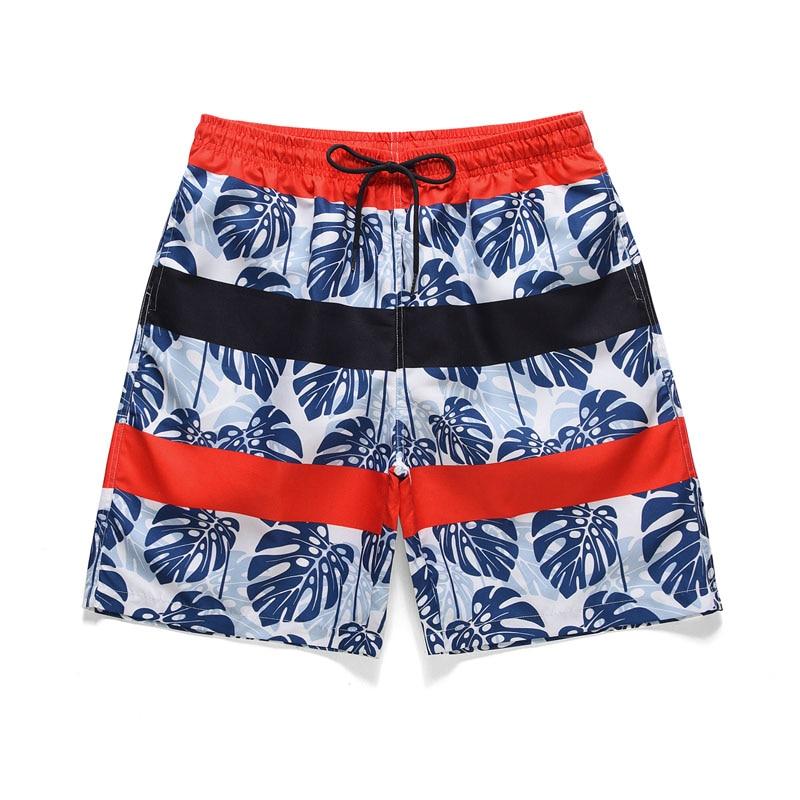 Calções de praia masculina bermuda masculina calções de bordo masculino casual praia curta bain homme