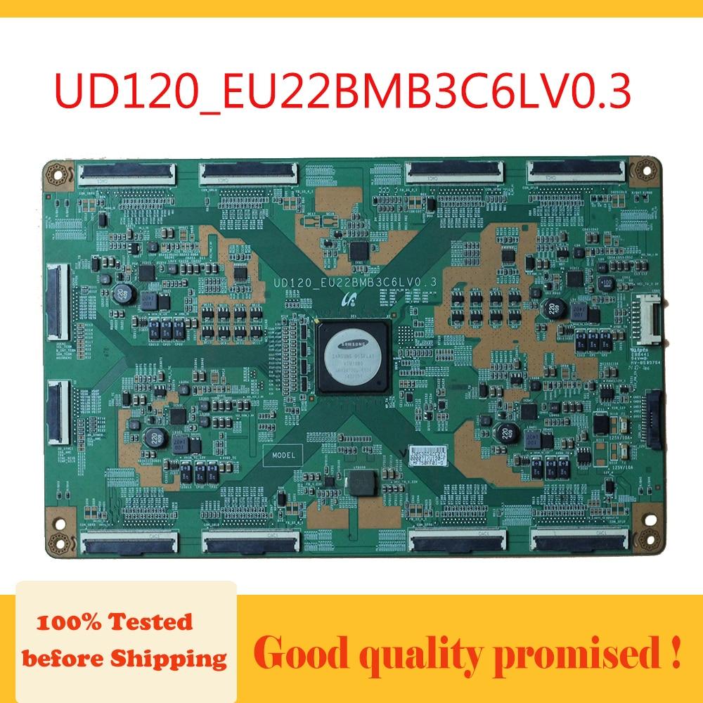UD120 _ EU22BMB3C6LV 0,3 Logic Board T Con Bord UD120 EU22BMB3C6LV 0,3 Geeignet Für TV Ursprüngliche Produkt Gute Getestet