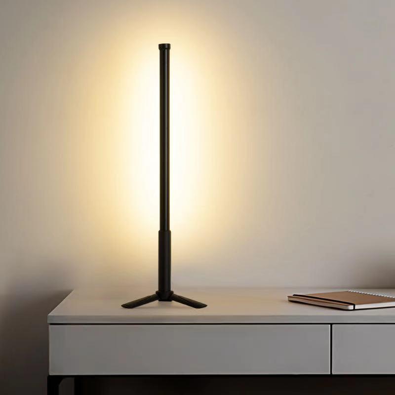 Современная настольная лампа в скандинавском стиле, бесплатная доставка, для гостиной, кабинета, столовой, спальни, домашний декор