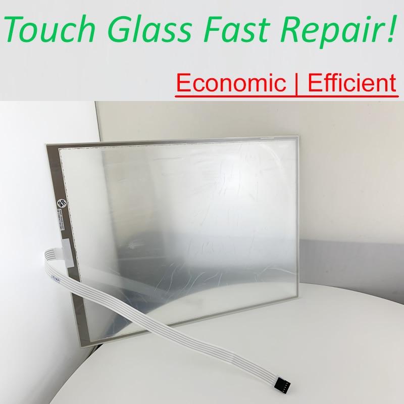 T190S-5RB001N-0A28R0-300FH لوحة اللمس الزجاج لإصلاح لوحة المشغل آلة