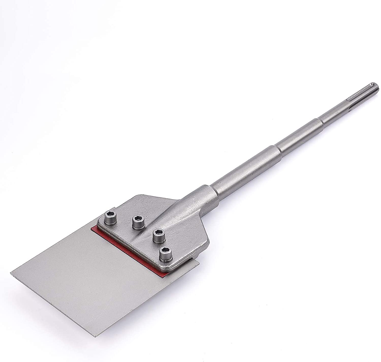 SDS Max Wide Tile Floor Scraper Removal Bit Concrete Chisels for Renovation Tool