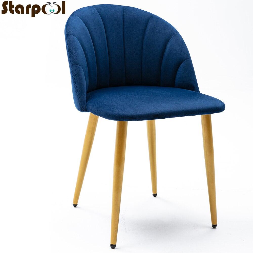 Роскошный обеденный стул в скандинавском стиле, простой мягкий мешок для ресторана, стул для спальни, мебель для гостиной с макияжем