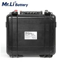 mr li 24v 105ah lithium solar battery waterproof with 100a bms 100a solar 3 2v 105ah 100a lithium