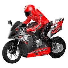 RC Motorräder 15 Self-Balancing RC Motorrad 6 achse gyroskop Stunt Racing Motorrad Kunststoff Mini Motorrad Spielzeug