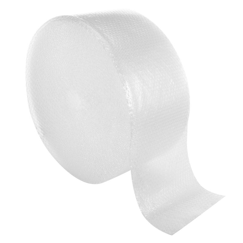 White 110m Anti-Fall Bubble Roll Bubble Cushion Wrap Roll Packaging Supplies
