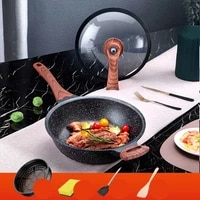 maifan stone pot non stick frying pan household frying pan cooking pot induction cooker gas stove dedicated cooking pan pots and