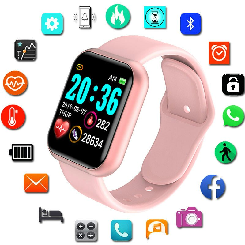 silicone led digital watch men sport women watches electronic ladies male wrist watch for men women clock female wristwatch Digital Watch Women Sport Men Watches Electronic LED Ladies Wrist Watch For Women Men Clock Female Male Wristwatch Hours relogio