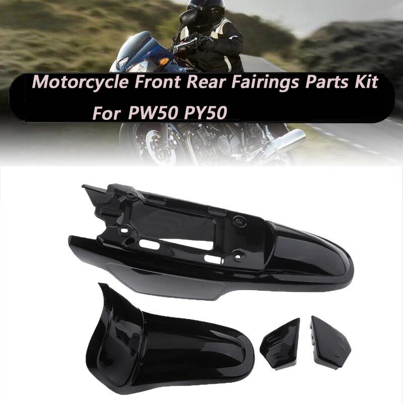 Guardabarros delantero y trasero para motocicleta, Kit de carenado, Accesorios para Yamaha...