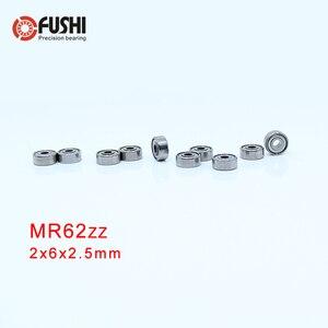 MR62 ZZ ABEC-1 (50PCS) 2X6X2.5mm Miniature Bearings bearing MR62ZZ