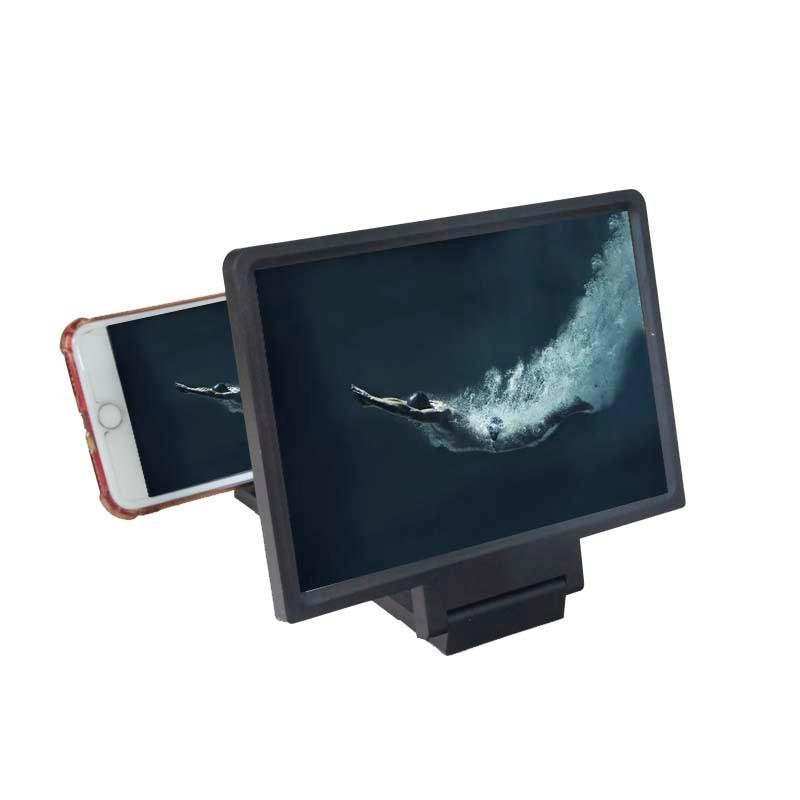 1.5X мобильный телефон Экран увеличительное Стекло 3D ультра-ясный анти-излучения синий светильник объектива Складные лупы мобильный телефон...