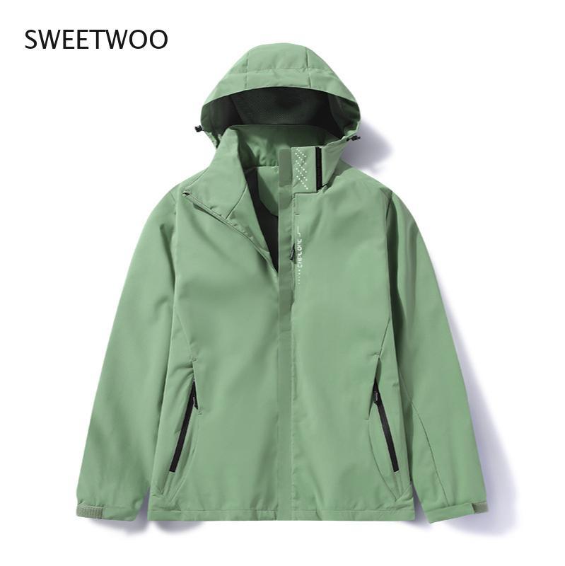 Уличные куртки, женские куртки, осень и зима, горнолыжные лыжные ветрозащитные куртки, женские свободные повседневные куртки
