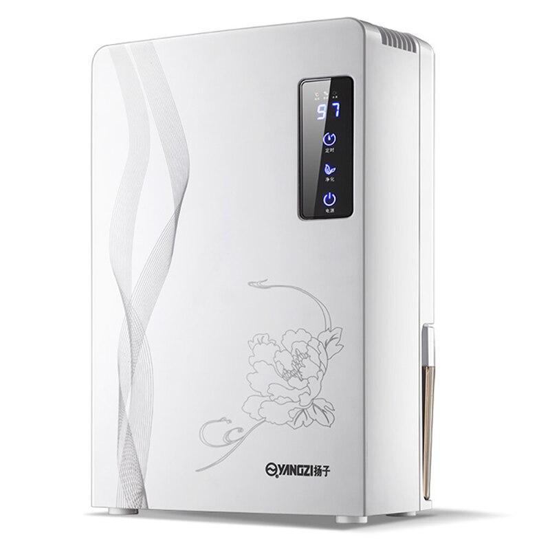 CAHOT-مزيل الرطوبة الذكي ، ممتص الرطوبة ، منقي الهواء ، إزالة الرطوبة ، شاشة LED ، التحكم باللمس