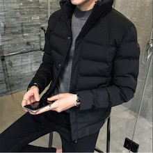 Mens Coats Fashion Overcoats Casual Male Thick Warm Parkas Man Clothes Mens Winter Jackets and Coats