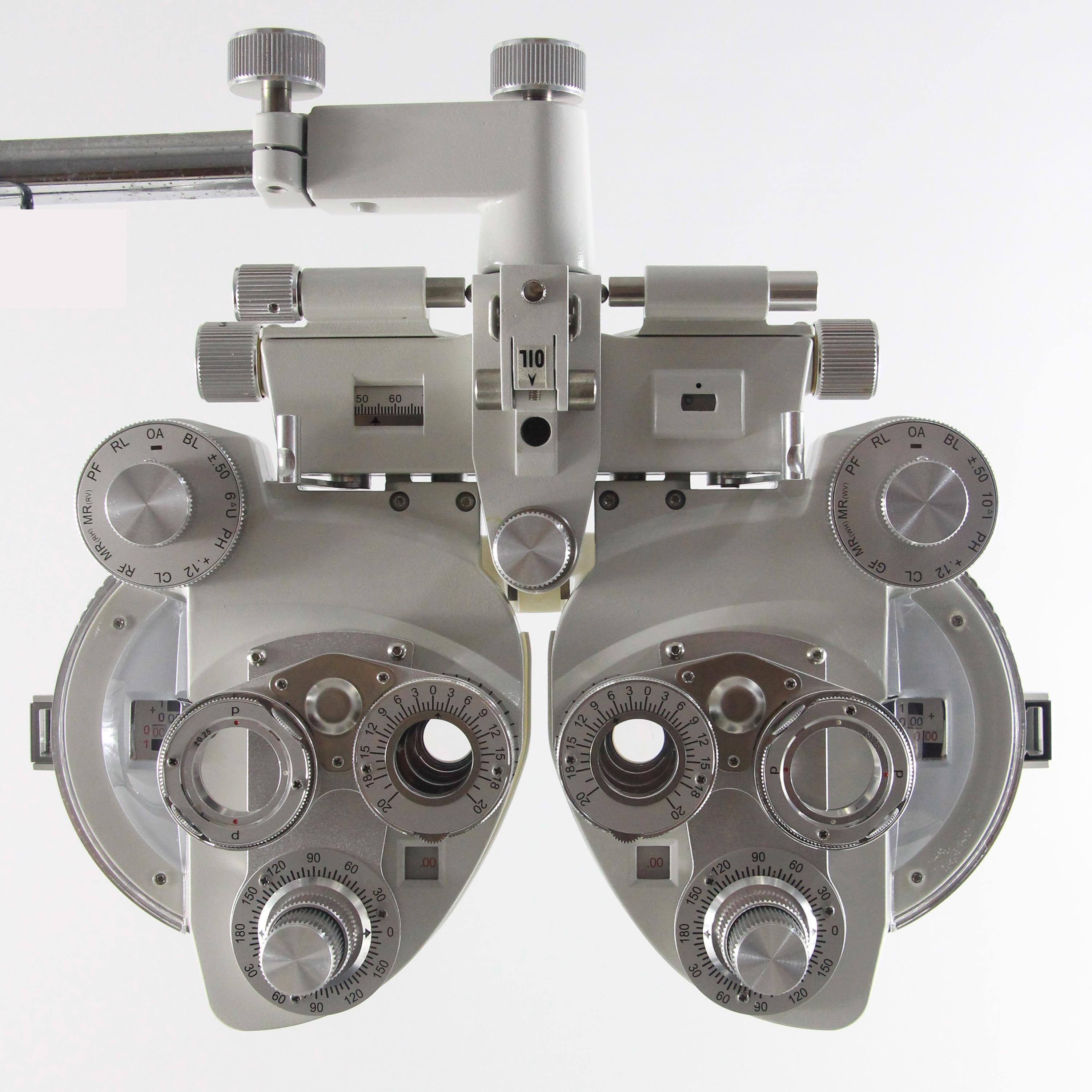 جودة جيدة فوروبتر CE معتمد | اختبار الرؤية البصرية | ناقص اسطوانة المنكسر زائد Cyl | P1540 السفينة من بولندا
