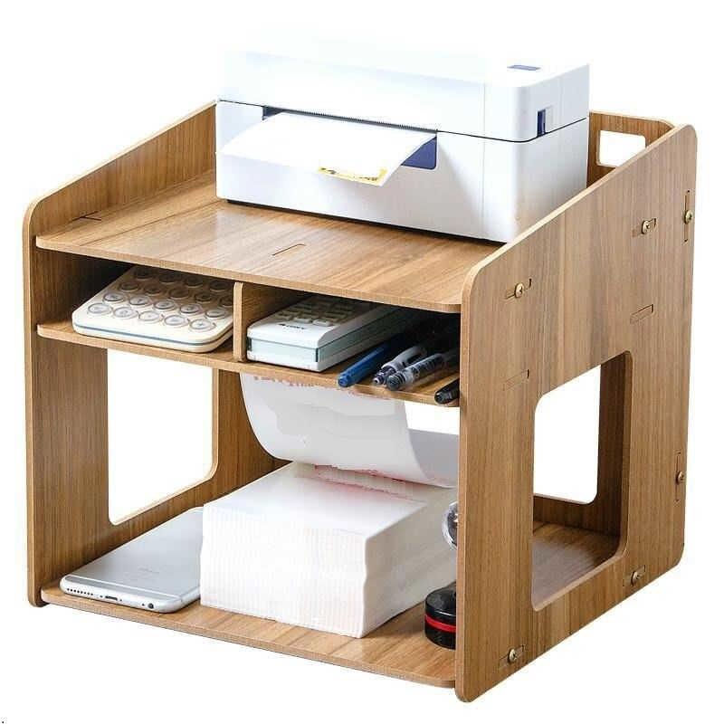 Meuble Bureau range-Papel De estante Para impresora, Archivador Para Oficina