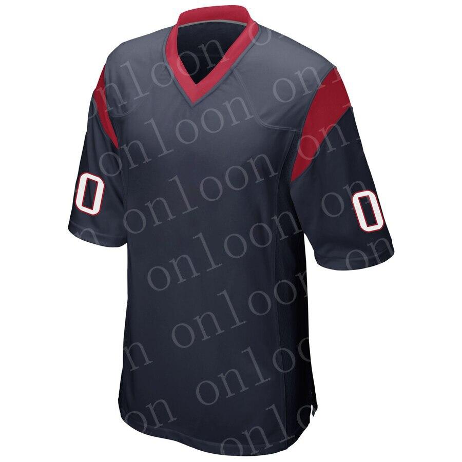 Jogo futebol americano houston sport fãs vestir j. j. Watt deshaun watson deandre hopkins jerry ricecake tyrann mathieu camiseta