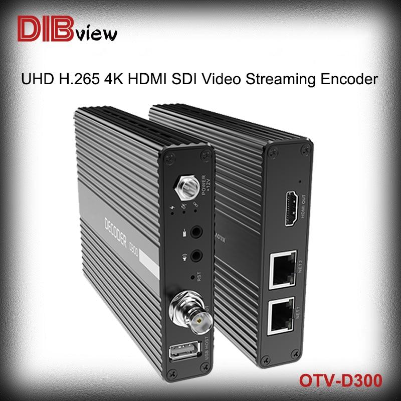 NDI HX H.264 H.265 16CH IP SDI/HDMI convertidor 4K HD Video RTMP SRT RTSP Streaming de vídeo Kiloview hardware IPTV decodificador