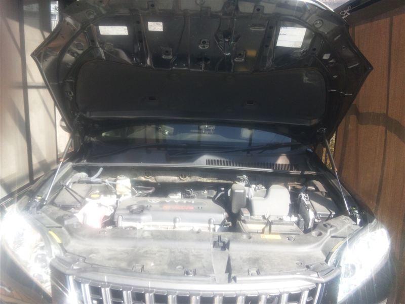 for Toyota Vanguard ACA33W/GSA33W 2007-2013 Front Bonnet Hood Modify Gas Struts Carbon Fiber Spring Damper Lift Support Absorber