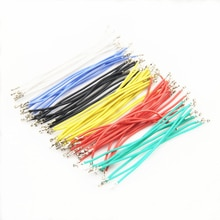 20PCS SH1.0 1.0mm 28AWG 55mm 28AWG Ultra Soft Silicone Wire for RC FPV Flight Controller ESC RC Part