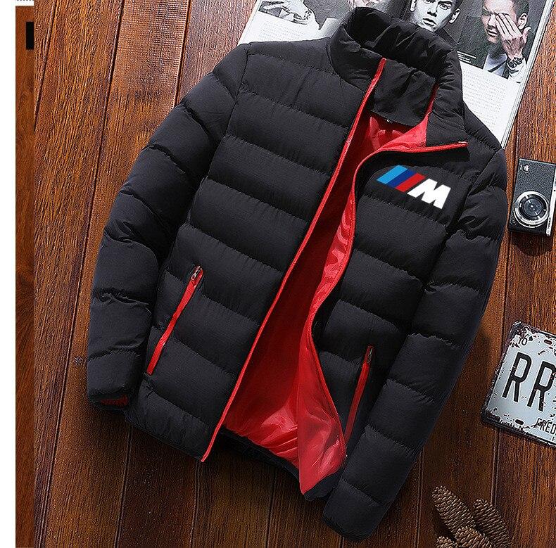 Мужская зимняя куртка бейсбольная куртка ветровка Bmw ветровка на молнии ветровка куртка мужская верхняя одежда спортивная мужская одежда