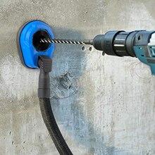 Marteau électrique perceuse couvercle anti-poussière perceuse à percussion collecteur de poussière perceuse outil électrique accessoires pour outil électrique collecteur de poussière