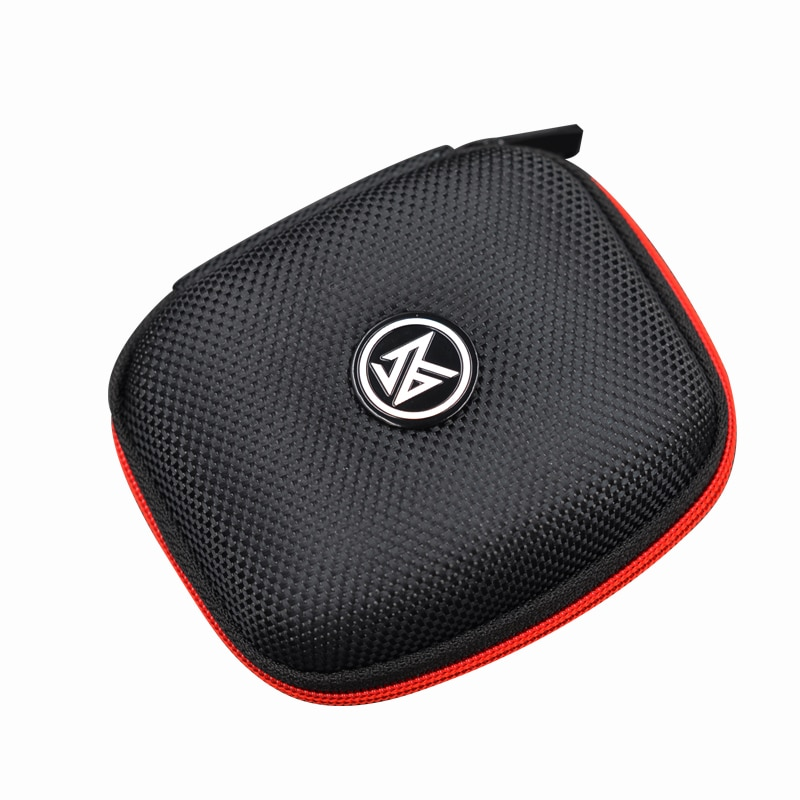 AK KZ Case Bag In Ear Earphone Box Headphones Portable Storage Case Bag Headphone Accessories Headse