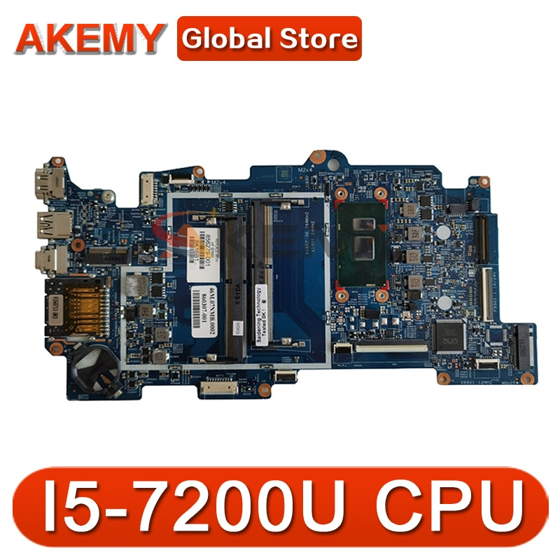 858872-601 448.07nm0002n UMA w i5-7200U وحدة المعالجة المركزية ل HP ENVY x360 تحويل 15-ack سلسلة 15T-AQ100 الكمبيوتر المحمول اللوحة الأم