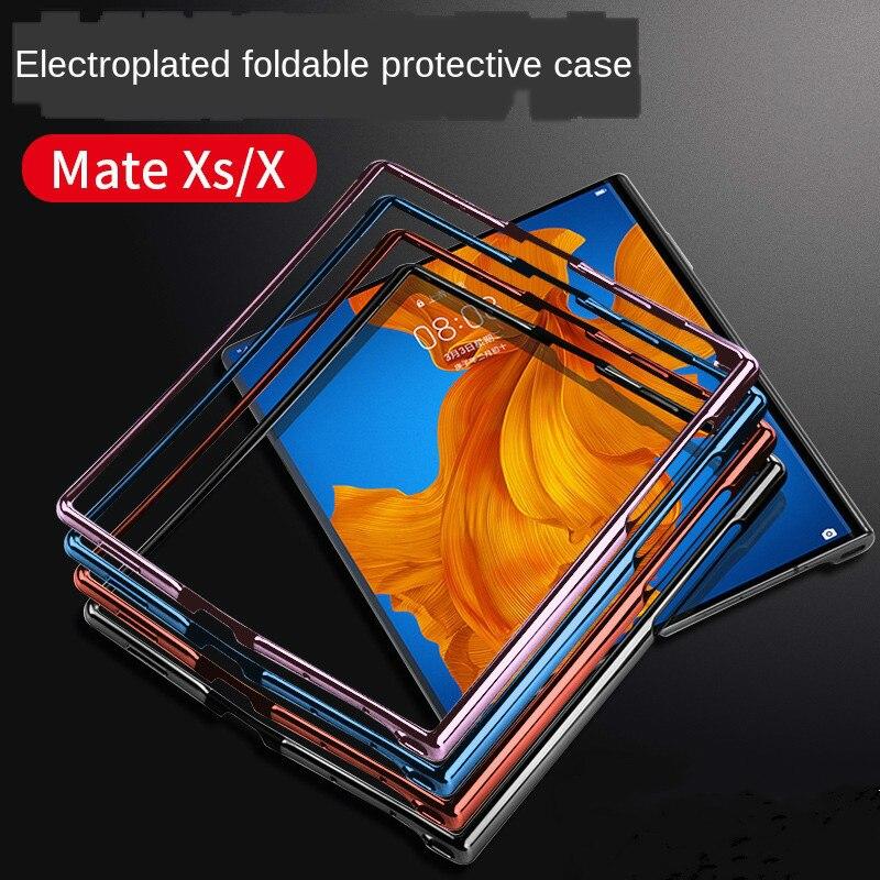 الحدود مرنة الغراء قطرة مقاومة Matex للطي واقية حالة لهواوي Matexs الهاتف المحمول قذيفة