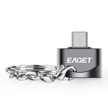 EAGET EZ02-M interfaccia Micro Adattatore OTG funzione di trasformarsi in Del Telefono USB Flash Drive Cellulare SIM Card E Adattatori