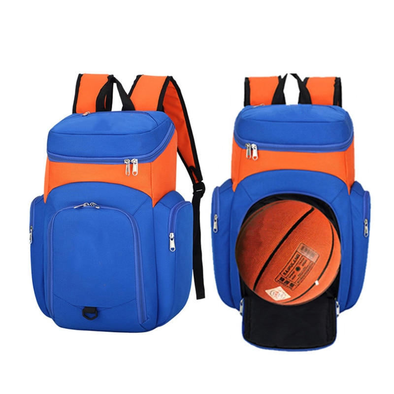 Men's Sports Backpack For Women Big Nylon Gym Fitness Shoes Large  Camping Handbag 2021 Travel Training Basketball Bag