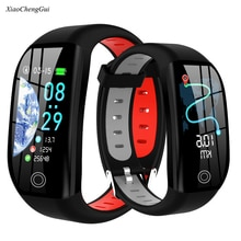 F21 Smart Armband Gps Afstand Fitness Activiteit Tracker IP68 Waterdichte Bloeddruk Horloge Sleep Monitor Smart Band Polsband