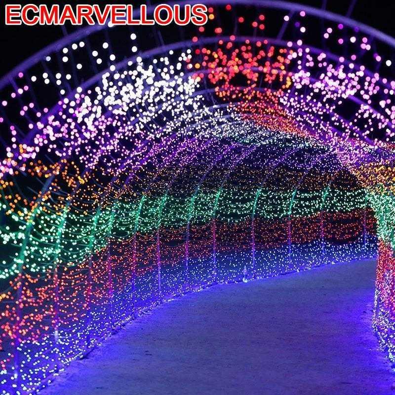 Festoon Decoration De Wedding Decorative New Year Navidad Luces LED Decoracion Christmas Outdoor Party Light Holiday Lighting