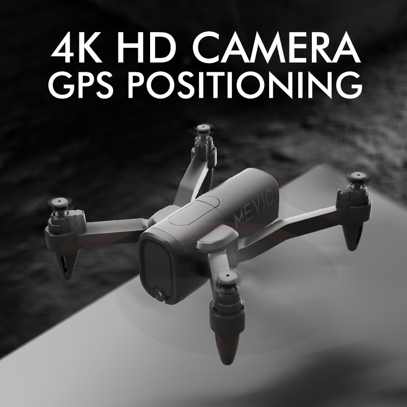 2020 NEW RC Drone H6 GPS 2.4G/5G WIFI FPV 4k HD Dual Camera  Aerial Photography Flight Time 25 Minutes Foldable Quadcopter enlarge