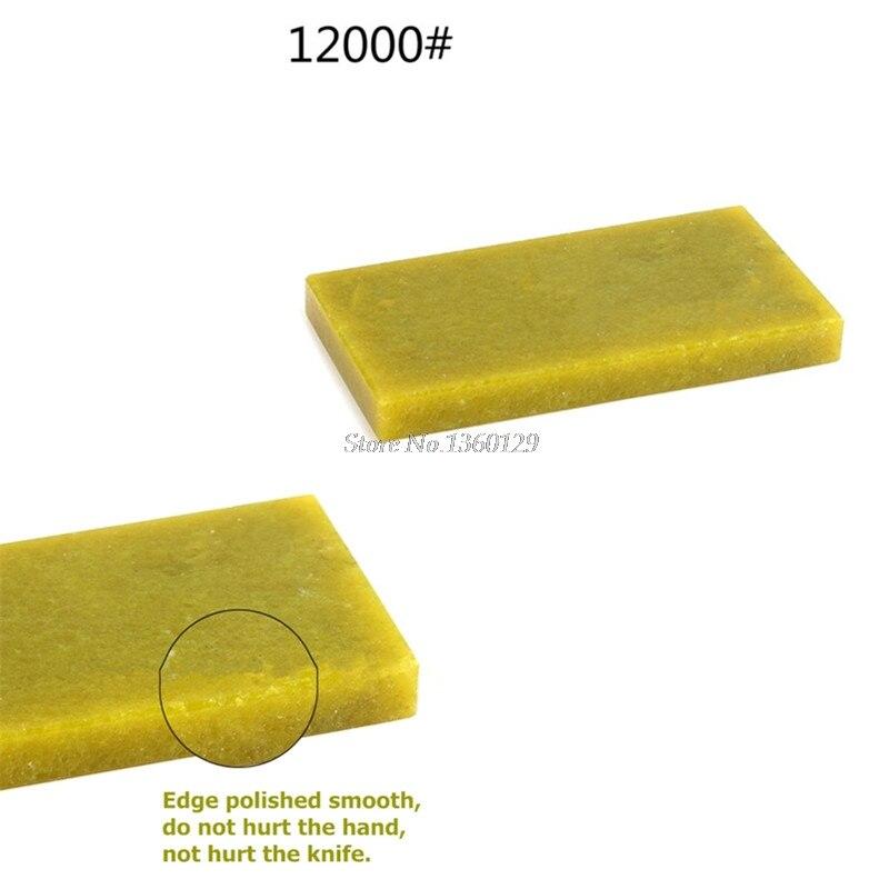 Профессиональный точильный камень 12000 зернистость точилка для ножей мокрого камня нож водный камень кухонный инструмент оптовая продажа и Прямая поставка