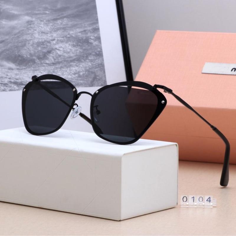 2019 mode Katze augen Sonnenbrille Frauen Marke Designer Sonnenbrille Bunte Gradienten Shades trend persönlichkeit UV400 Oculos de sol